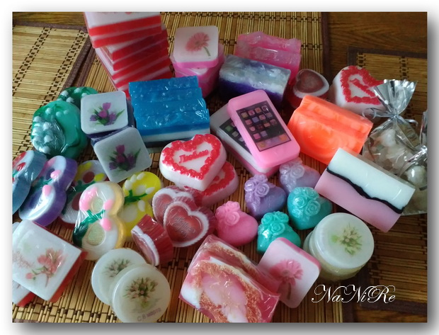 Натуральное мыло ручной работы интернет магазин